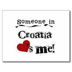 ==> reviews          Someone In Croatia Loves Me Post Card           Someone In Croatia Loves Me Post Card today price drop and special promotion. Get The best buyDeals          Someone In Croatia Loves Me Post Card please follow the link to see fully reviews...Cleck Hot Deals >>> http://www.zazzle.com/someone_in_croatia_loves_me_post_card-239580181979555464?rf=238627982471231924&zbar=1&tc=terrest