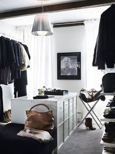 Elegant Walk In Wardrobe Design : Walk in Wardrobe Design Ideas – Better Home and Garden