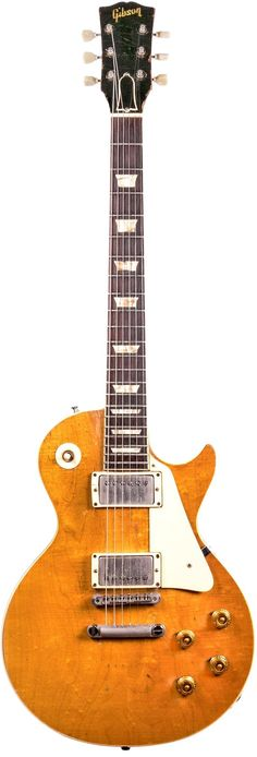 "0-0284 ""Duggie Lock Burst"" - 1960 Gibson Les Paul Standard"