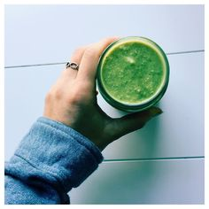 The Ultimate Winter Green Smoothie Recipe | The nutrient dense whole food ingredients will keep your energy sustained, skin glowing and immune system strong