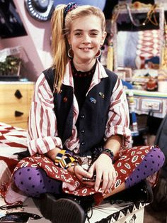 Introducing the 25 most memorable fashion moments of the '90s: Quirky TV Sweethearts (1991)