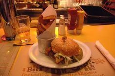 The 11 Best Burger Joints in Las Vegas: BLT Burger at the Mirage
