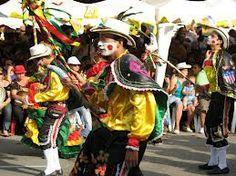 Carnival of Barranquilla .
