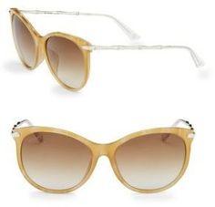 dd84a3e0c9 Gucci 55MM Square Sunglasses