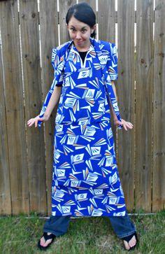 ugly dress to pretty dress
