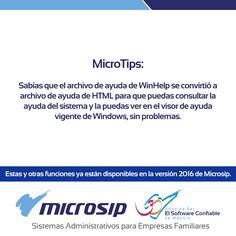 #TomaNota del siguiente #MicroTip y aprovecha al máximo tus sistemas #Microsip. Para más información acerca de nuestros sistemas entra a www.microsip.com