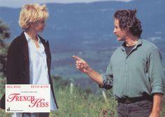 FRENCH KISS Meg Ryan and Kevin Kline