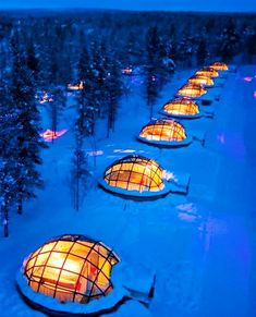 Glass Igloo - Finland | Full Dose