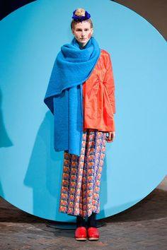 Daniela Gregis - Milan - 2016-2017 - Otoño-invierno - Harper's Bazaar