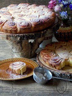 Gotowanie jest łatwe: Drożdżowe ślimaczki z marmoladą pigwową