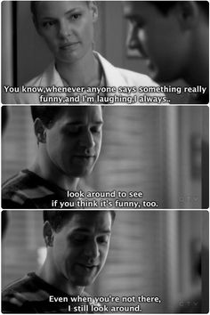 George Izzie - Grey's Anatomy..  So love their friendship...