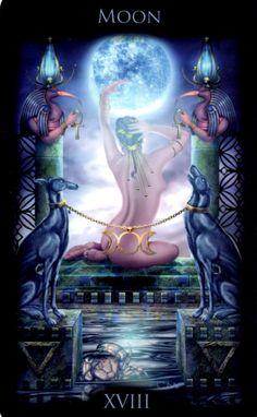 Divine Tarot f