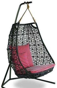 Outdoor Swing Chair Design Cool and Cozy Seating Furniture Ideas ...