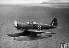 Northrop N3P , From No. 330 Squadron, a Norwegian unit in the RAF.