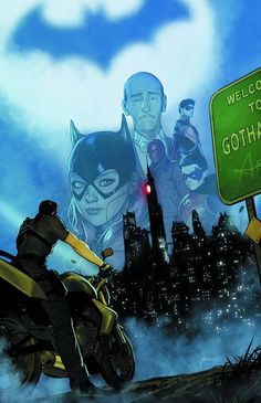 For the first time since he faked his own death, Dick Grayson returns home to Gotham City. But will Spyral ever really let him go for good?