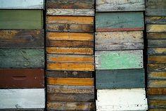 worn colors