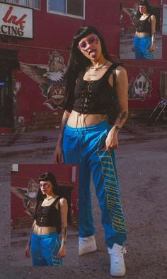 Urban Fashion, Juicy Couture, Pretty Girls, Runway Fashion, Cute Outfits, Punk, Photoshoot, Queen, Female