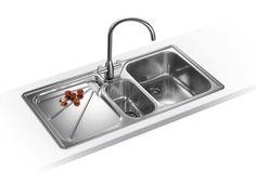Lavello della Cucina: Ecco Come Farlo Tornare Nuovo senza Prodotti Chimici