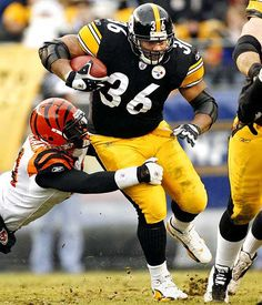 Jerome Bettis, Pittsburgh Steelers
