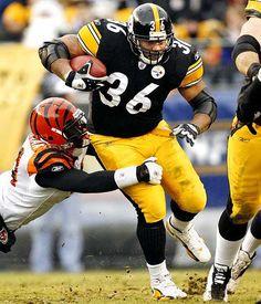 Jerome Bettis, Pittsburgh Steelers