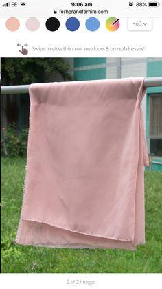 Dusty Pink Bridesmaid Dresses, Color, Image, Fashion, Moda, La Mode, Fasion, Colour, Fashion Models