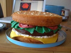 I'm gonna make this for Tylor's birthday! (and it'll work perfectly because he asked for a white cake!