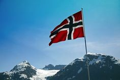 Proud to be Norwegian!  Actually, I'm proud to be American made with Norwegian parts!