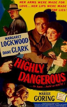 From my blog: A review of Highly Dangerous, a Cold-War film about insects as bioterror threats #filmreviews #insectfilms