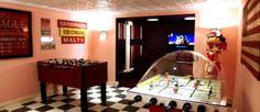 Les 12 plus belles salles de jeux pour passer du bon temps avec ses enfants