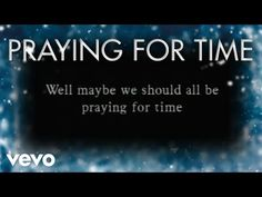 George Michael - Praying For Time (Official Video) - YouTube