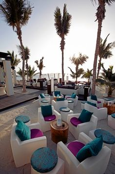 The Jetty Lounge One & Only Royal Mirage, Dubai