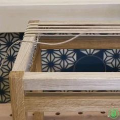 Wood Projects That Sell, Woodworking Projects That Sell, Diy Wood Projects, Diy Woodworking, Wood Crafts, Woodworking Videos, Woodworking Magazine, Woven Chair, Diy Holz