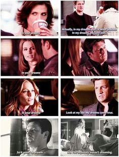 THIS IS ADORABLE. CASKETT feels through the roof.