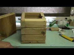 """Building an """"Aussie INPA"""" box for Australian Native Bees Bee Hives Boxes, Stingless Bees, Bee Hive Plans, Raising Bees, Bee House, Bee Farm, Edible Garden, Queen Bees, Bee Keeping"""
