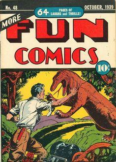More Fun Comics #48