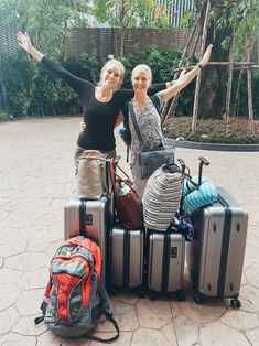 How we left Thailand with only each! Living In Korea, Pack Up, Our Life, Documentaries, Thailand, Challenges, Ocean, The Incredibles, Adventure