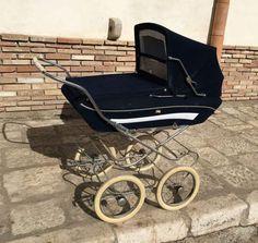 Vintage Pram, Peg Perego, Brio, Prams, Vintage Italian, Kids And Parenting, Baby Strollers, Retro, Ebay