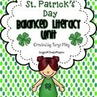 """""""St. Patrick's Day"""" is filled with activities to enhance your balanced literacy program. This unit contains literature connections to these childre..."""