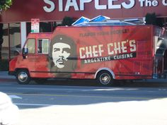 Revolutionary food truck, LA.