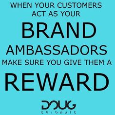 Brand Ambassador, Small Gifts, Loyalty, Brand You, Read More, Seo, Acting, Thankful, Success