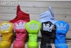 New women Supras High Hip Hop Shoes Sneaker Size 36-44