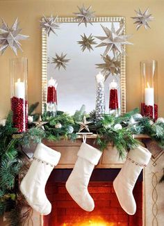 50+ Fabulous Indoor Christmas Decorating Ideas All About Christmas