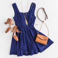 Sweet Blue Outfit