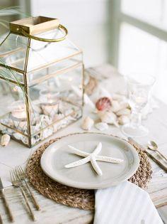 Effortless Starfish Wedding Inspiration