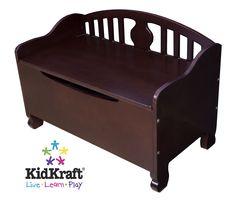 KidKraft - Queen Anne Toy Chest $82.99