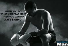 WHEN YOU DO WHAT YOU #FEAR MOST  THEN YOU CAN DO #ANYTHING