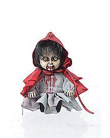Mini Possessed Red Doll