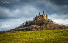 Hohenzollern Castle, near Stuttgart, Germany Fairy Tale by...