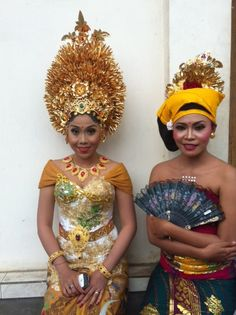 Dancers dressed