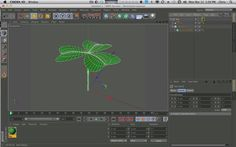 Creating a field of Clover (or grass) with Hair by Chicago C4D. I show you how to make a clover field from scratch using a really fun little know technique with hair. Great for just whipping out a whole bunch, or specifically placing each one in the perfect spot.
